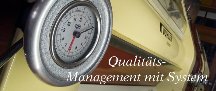 qualitssicherung - Qualitatspolitik Beispiel